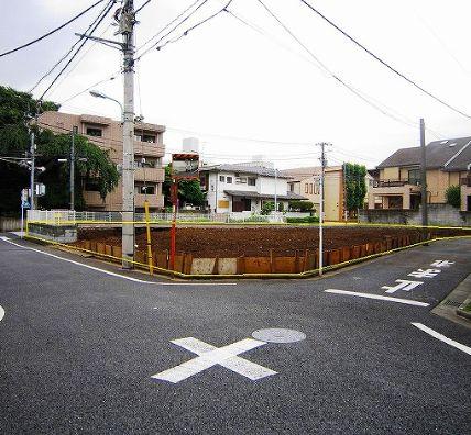 渋谷区上原二丁目 売地6区画