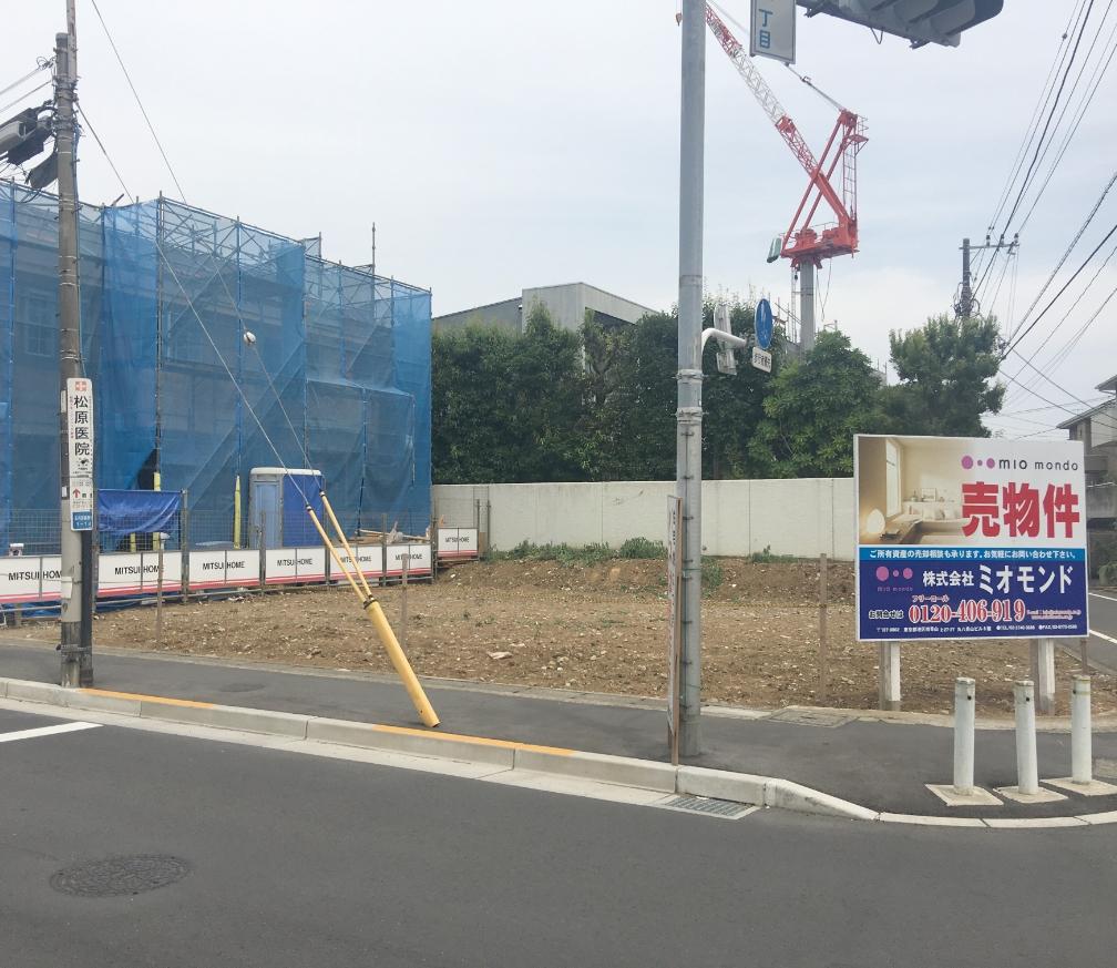 世田谷区玉川田園調布一丁目   売地  【B区画】