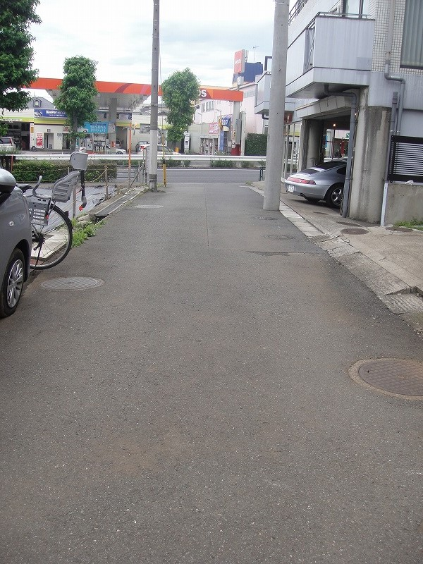 世田谷区桜丘4丁目 売地