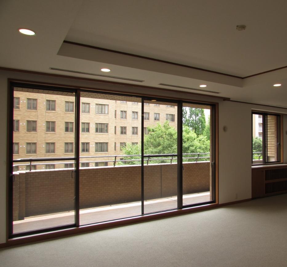広尾ガーデンヒルズ サウスヒルF棟 504号室