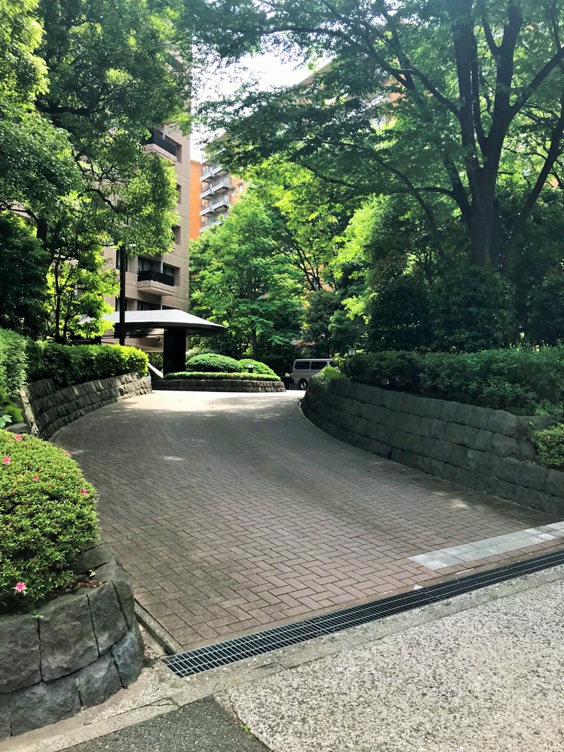 広尾ガーデンヒルズ センターヒルH棟 507号室
