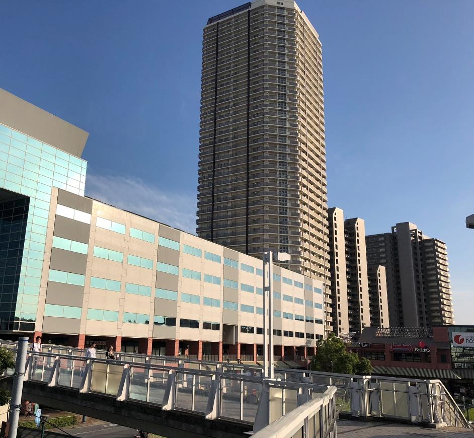 オルトヨコハマ・ビューポリス イーストウィング 11階部分