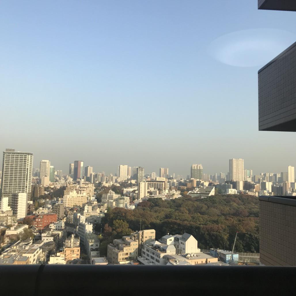 恵比寿ガーデンテラス壱番館16階部分