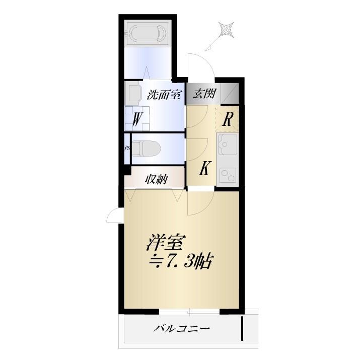 Casa Cuore (カーサ クオーレ) 2階部分