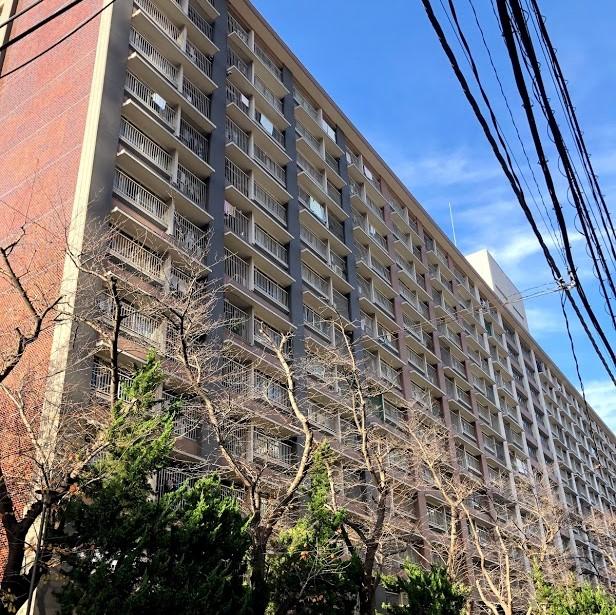 大森駅前住宅2号棟 2階部分
