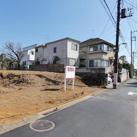 大田区田園調布4丁目 売地