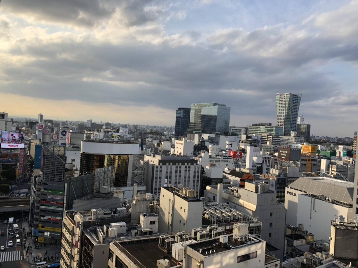 宮益坂ビルディング ザ・渋谷レジデンス 15階部分