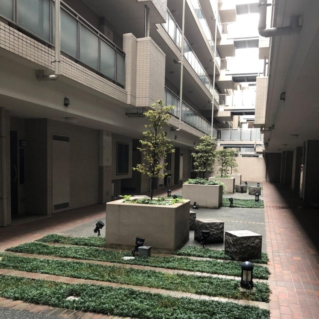 小石川ザ・レジデンス  イーストスクエア 4階部分